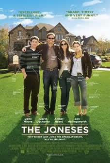 Фильм Семейка Джонсов / The Joneses (2009) HDRip