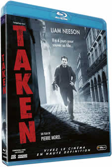 Фильм Заложница / Taken (2008) BDRip