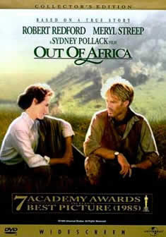 Фильм Из Африки / Out of Africa (1985) DVDRip