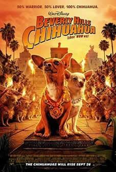 Фильм Крошка из Беверли-Хиллз / Beverly Hills Chihuahua (2008) DVDRip