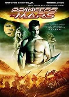Фильм Принцесса Марса / Princess of Mars (2009) HDRip