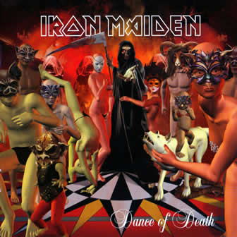 Группа Iron Maiden альбом Dance Of Death (2003)