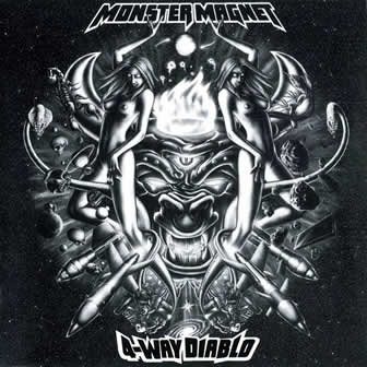 Группа Monster Magnet альбом 4-Way Diablo (2007)