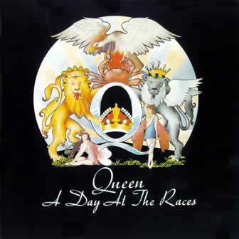Группа Queen альбом A Day At The Races (1976)