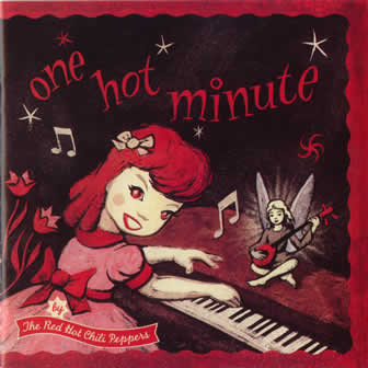 Группа Red Hot Chili Peppers альбом One Hot Minute (1995)