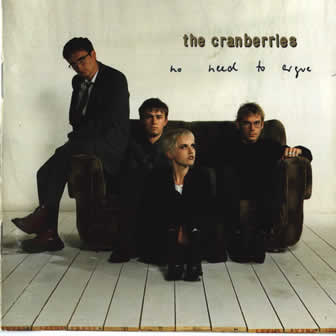 Группа The Cranberries альбом No Need To Arque (1994)