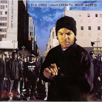 Исполнитель Ice Cube альбом AmeriKKKa's Most Wanted (1990)