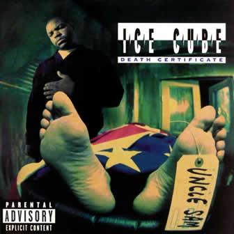 Исполнитель Ice Cube альбом Death Certificate (1991)