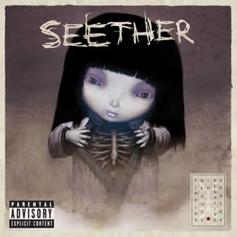 Группа Seether альбом Finding Beauty In Negative Spaces (2007)